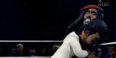 Marley es repetidamente atacado. Foto:vía MTV