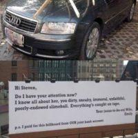 Poner una valla publicitaria. Foto:vía FunnyJunk