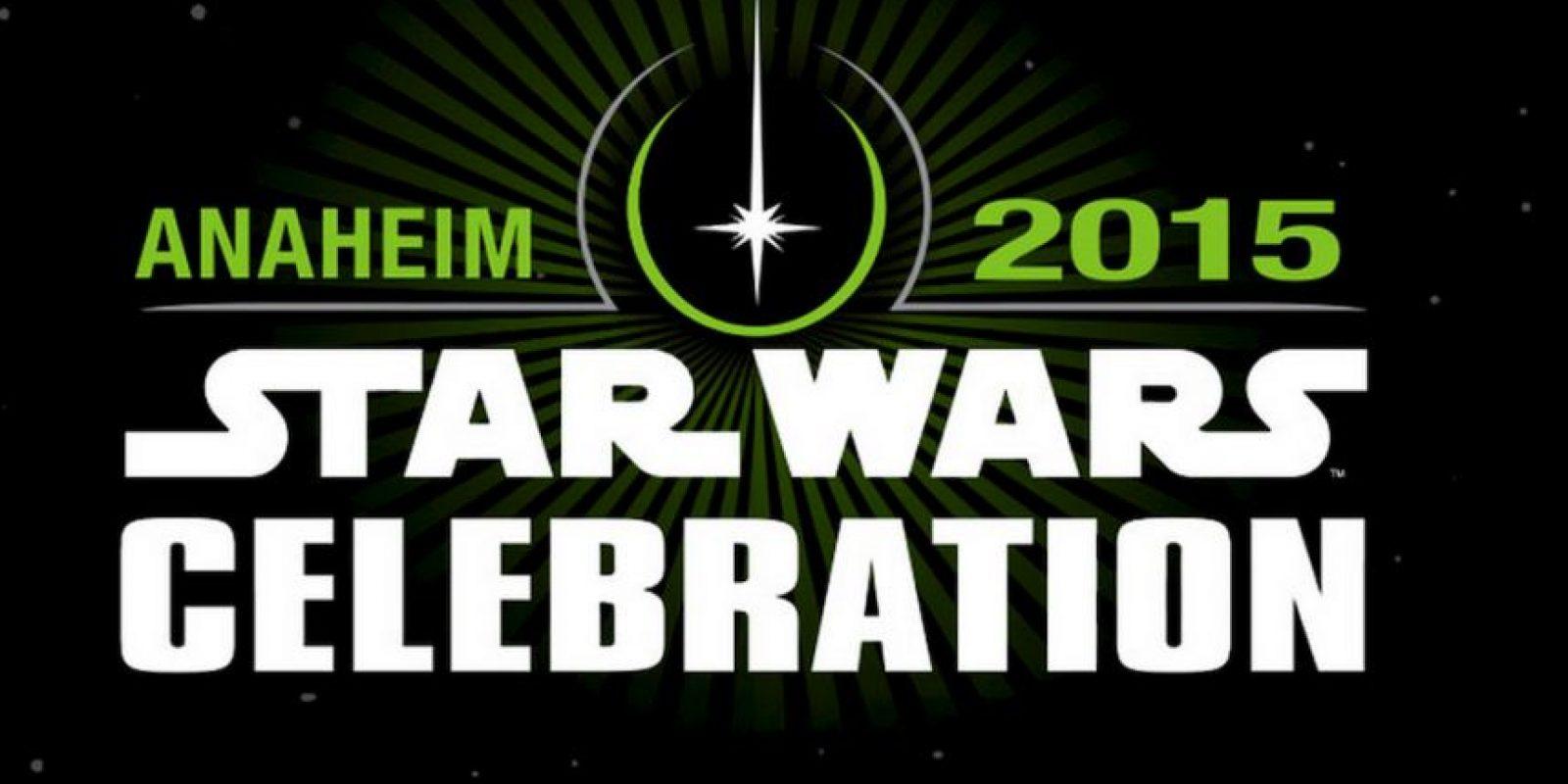 """El marco fue el evento anual """"Star Wars Celebration"""", con sede en Anaheim, California, Estados Unidos. Foto:Twitter"""