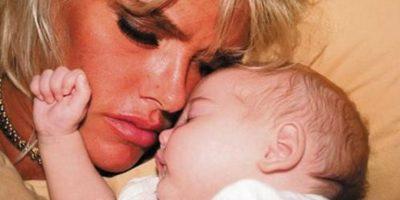 Anna Nicole Smith Foto:Vía facebook.com/DannielynnHope