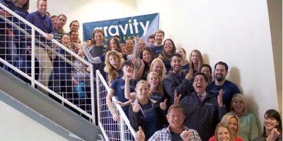 Empleados de Gravity Price Foto:Vía gravitypayments.com