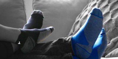 Conozcan los calcetines que no necesitan ser lavados