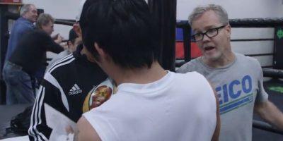El boxeador de 36 años es considerado uno de los mejores en la historia del pugilismo. Foto:Vía facebook.com/TopRankMannyPacquiao
