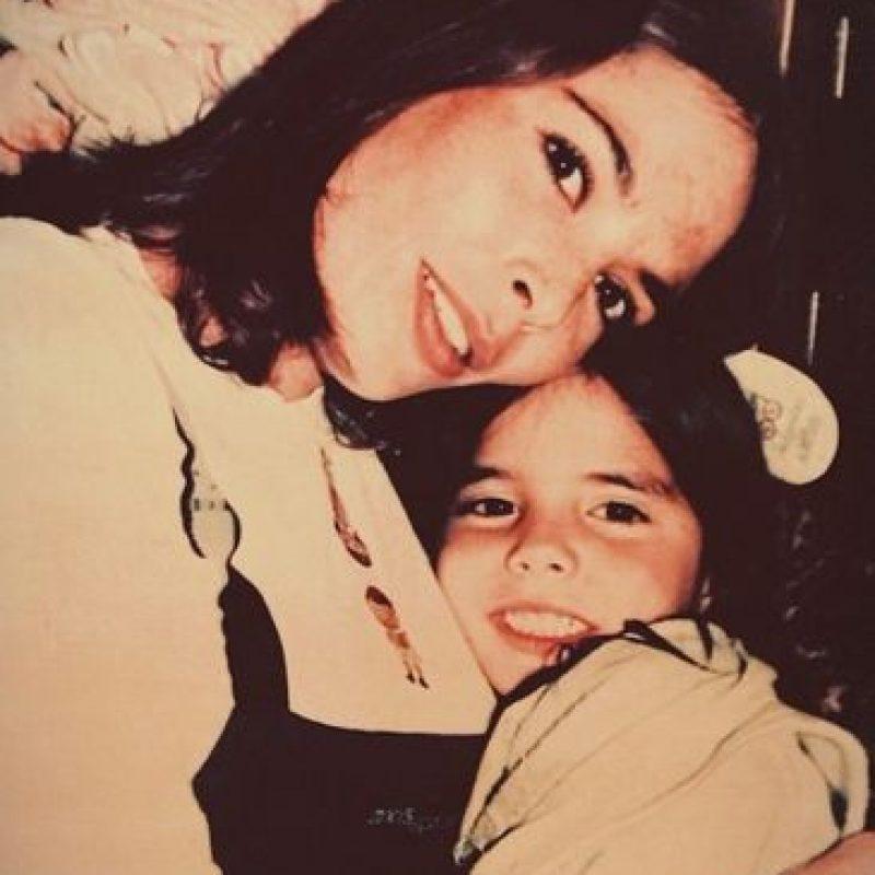 La actriz de telenovelas murió el 29 de abril de 2005, a los 39 años Foto:Vía instagram.com/marialevyy
