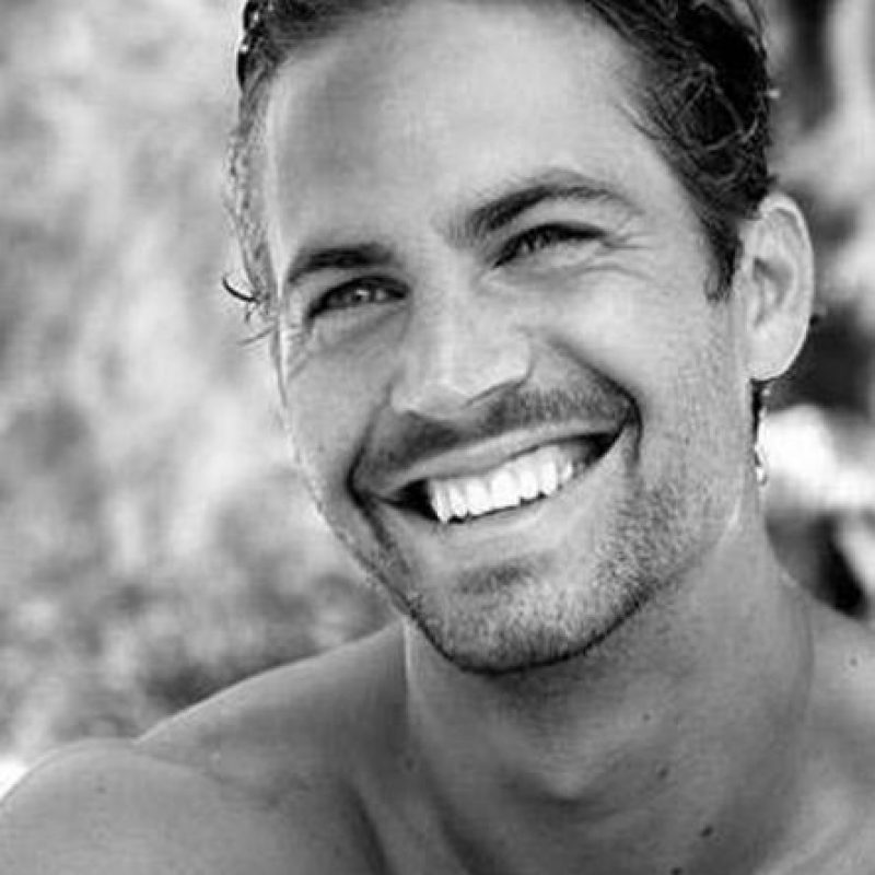 Paul Walker Foto: Vía facebook.com/PaulWalker