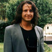 Eduardo Palomo. Murió el 6 de noviembre de 2003, cuando tenía 41 años Foto:Wikipedia