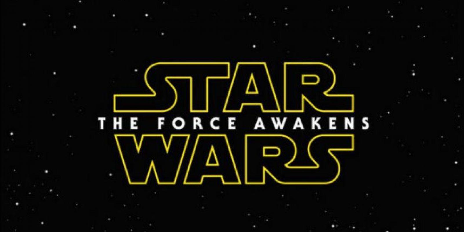 """Hoy se estrenó el nuevo trailer de la próxima película de """"Star Wars"""". Foto:Twitter"""