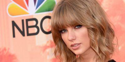 Taylor contribuye en el mundo a través de su música. Foto:Getty Images