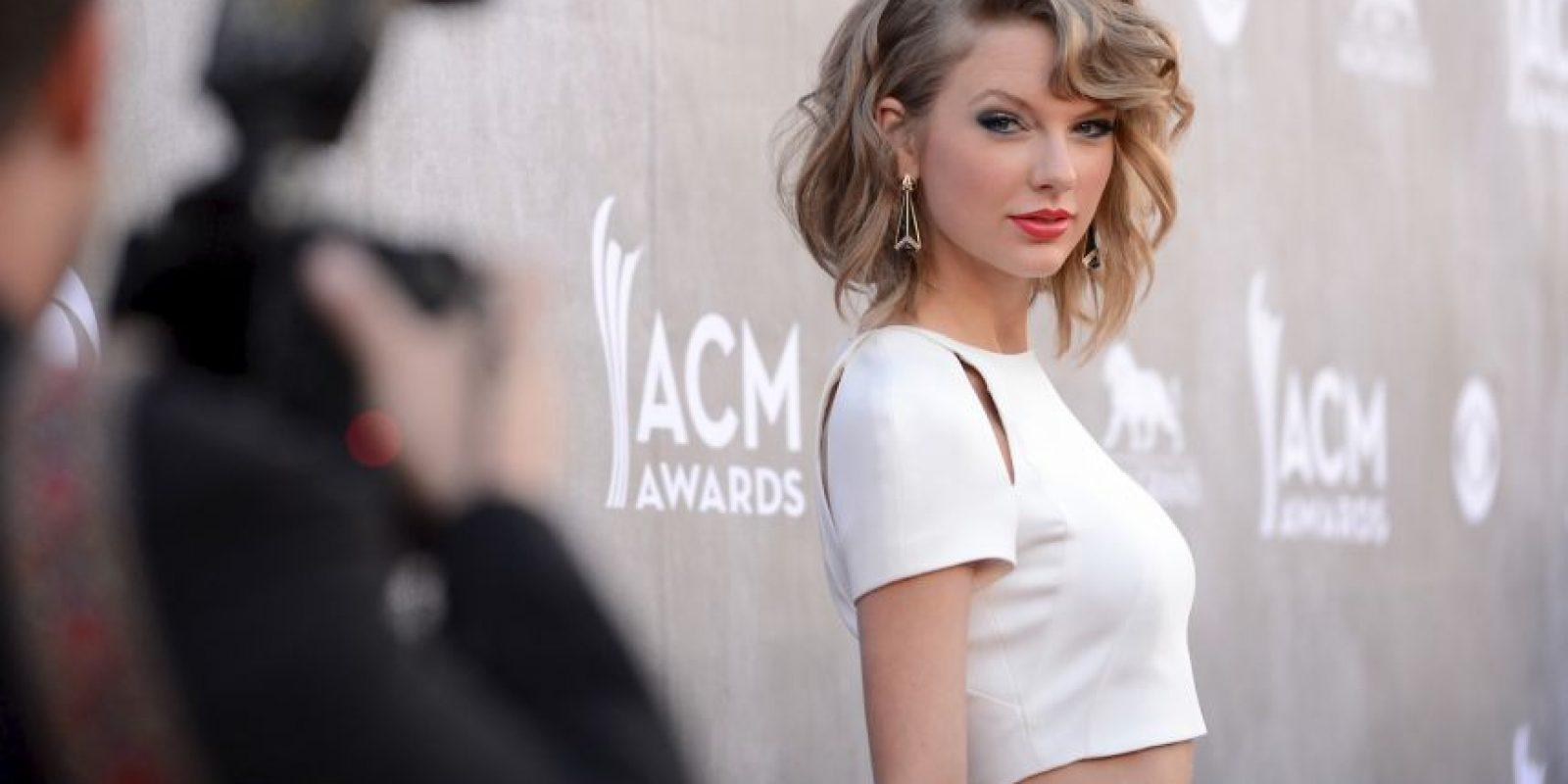 """Taylor Swift aparece en la sección """"íconos"""" Foto:Getty Images"""