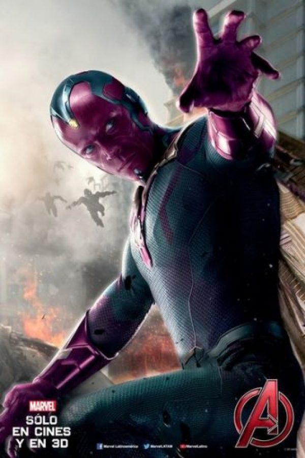 Visión se unirá a los vengadores. Foto:Facebook/Avengers