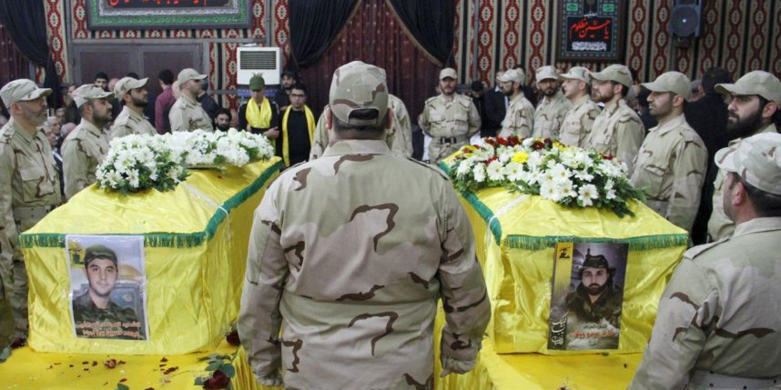 Recientemente el grupo terrorista Boko Haram le juró lealtad al Estado Islámico. Foto:AFP