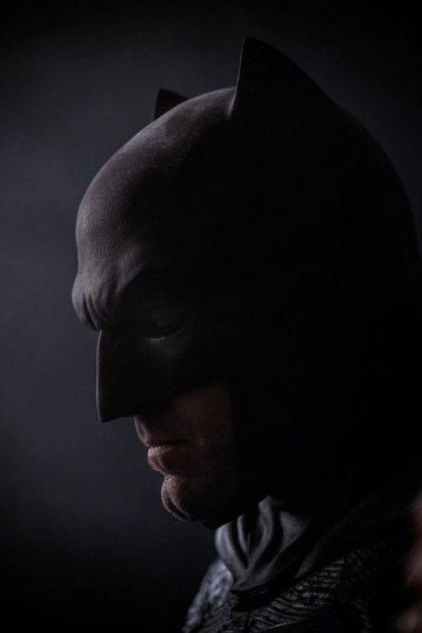 """Ben Affleck como """"Batman"""" Foto:Vía Facebook.com/batmanvsuperman"""