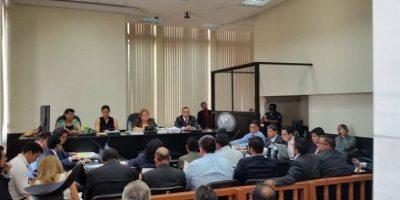 Inicia audiencia de primera declaración de implicados a estructura de defraudación