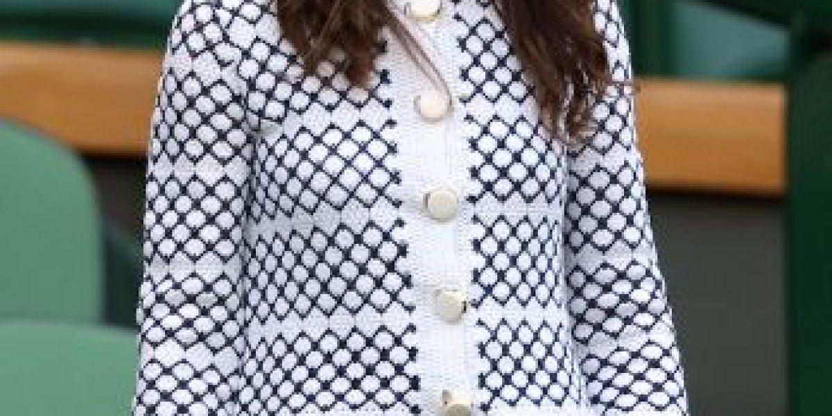 Llueven las críticas a hermana de Kate Middleton por comer carne de ballena