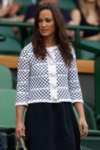1. Pippa Middleton tiene 31 años. Foto:Getty Images