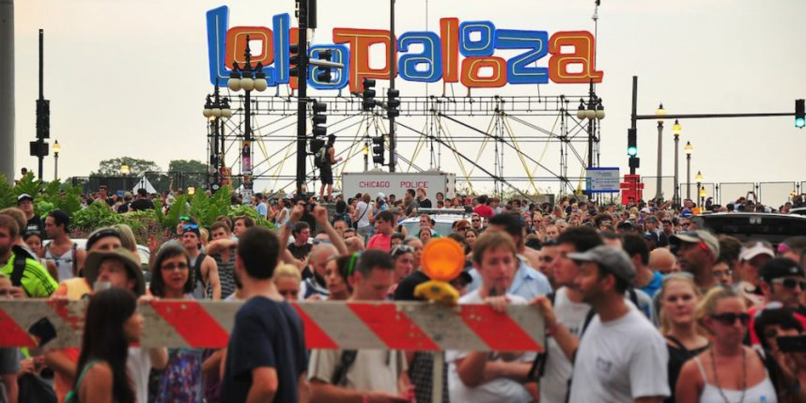 Lollapalooza – Chicago, Estados Unidos. Foto: Getty Images