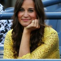 2. Es la única hermana de la duquesa de Cambridge, Kate Middleton. Foto:Getty Images