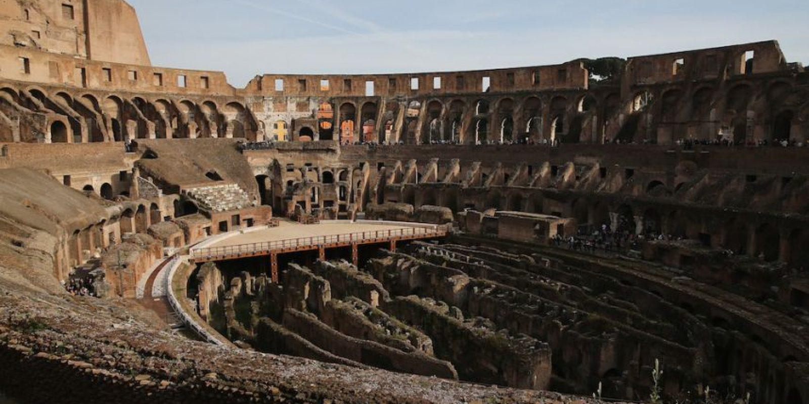 Las autoridades italianas desean evitar daños al histórico lugar y a los visitantes. Foto:Getty Images