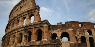 Coliseo – Roma, Italia. Foto: Getty Images