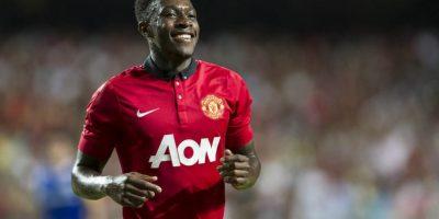Danny Welbeck, jugador de Manchester United, ocupa el segundo sitio con mil 700 insultos. La mitad de ellos son racistas. Foto:Getty Images
