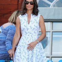 8. Kate Middleton está a la espera de su segundo hijo. Foto:Getty Images