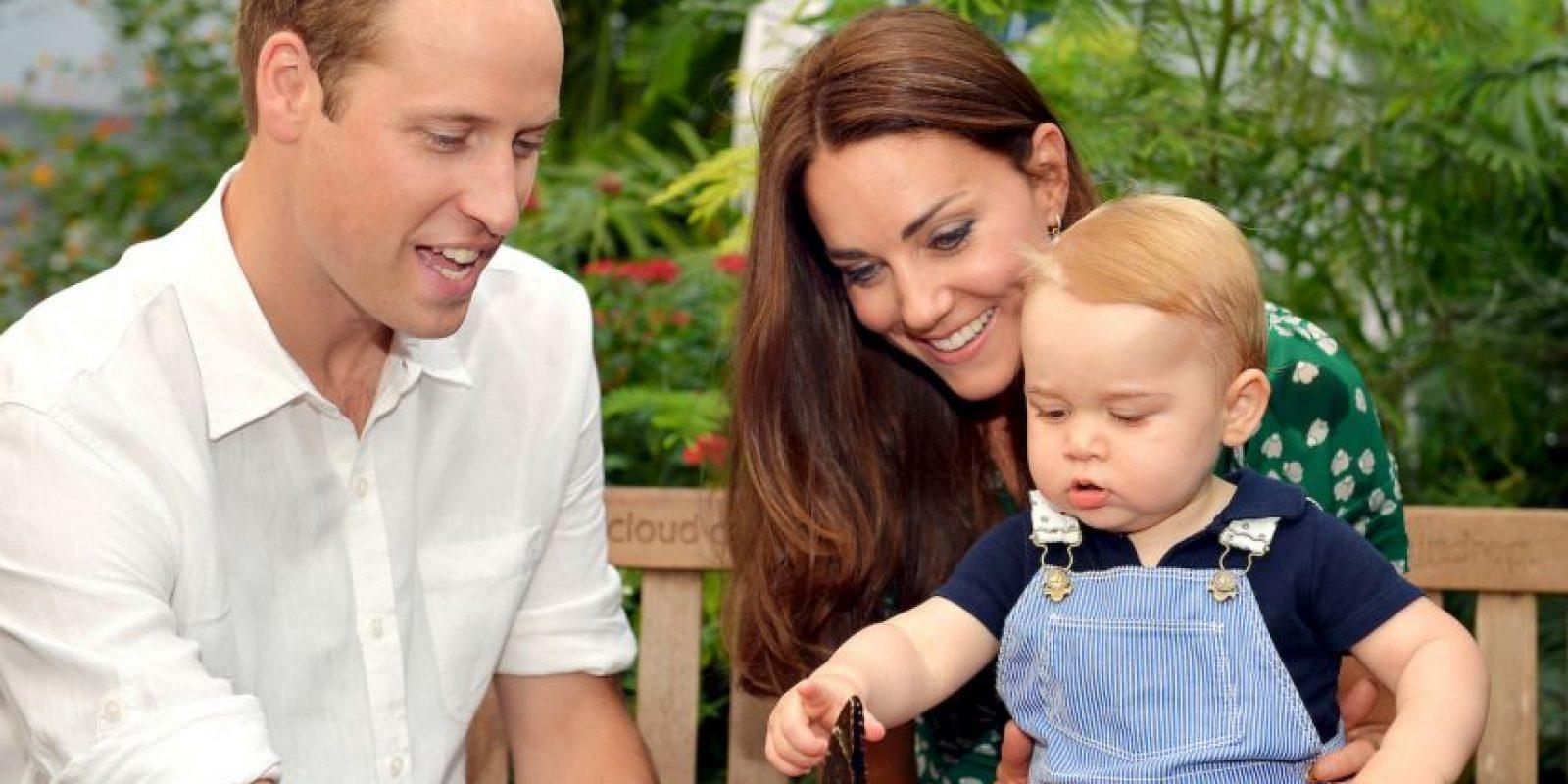 10. El nuevo bebé será el cuarto en la línea de sucesión al trono. Foto:Getty Images