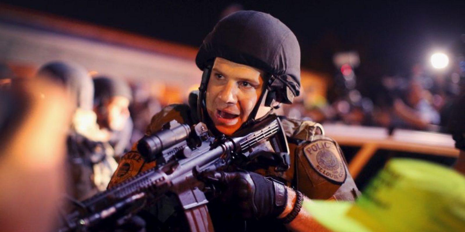 Jaime Casillas y Andrew Reyes eran miembros activos de la Guardia Nacional de Estados Unidos Foto:Getty Images