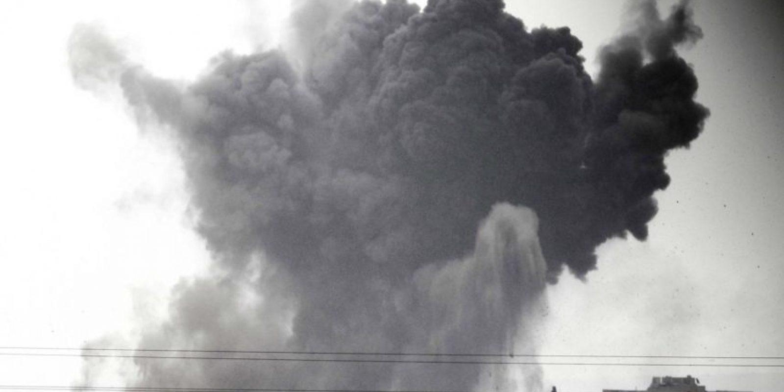 """5. """"Las fuerzas de seguridad iraquíes y las milicias chiítas han sido acusados de saquear ciudades, quemar casas y asesinar en su lucha contra el Estado Islámico de Irak y la Gran Siria"""", reseña la revista """"Time"""". Foto:Getty Images"""