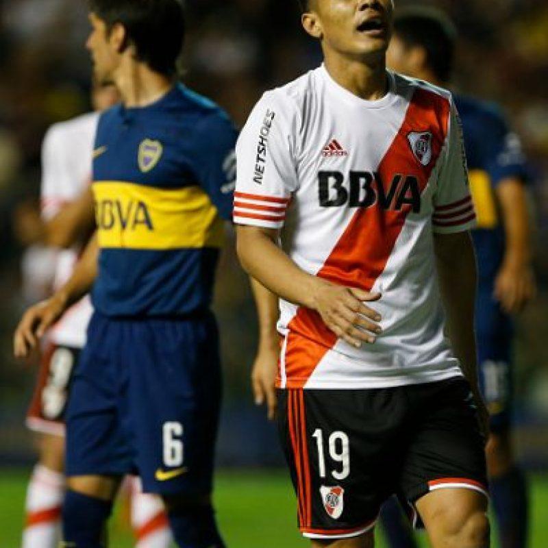 Boca Juniors y River Plate comparten una rivalidad histórica en el fútbol internacional. Foto:Getty Images