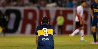 """Sólo en Primera División River y Boca han chocado 203 veces son saldo a favor de los """"Xeneizes"""" con 73 victorias, por 67 de River y 63 empates. Foto:Getty Images"""