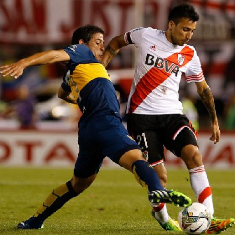 En ella, River eliminó a Boca con un marcador 1-0 global. Foto: Getty Images