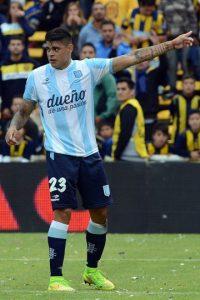 En 2013 fue fichado por la Liga de Quito, y en 2014 fue a préstamo con Gimnasia La Plata. Foto:Getty Images