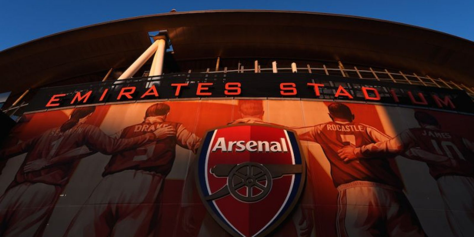 Emirates Stadium – Londres, Inglaterra. Foto: Getty Images