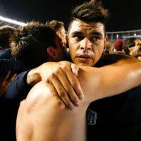 Con Racing ya se coronó campeón de Liga en el Torneo Transición 2014. Foto:Getty Images