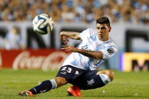 En agosto de 2014 firmó un contrato con el Racing de Avellaneda de la Primera División. Foto:Getty Images