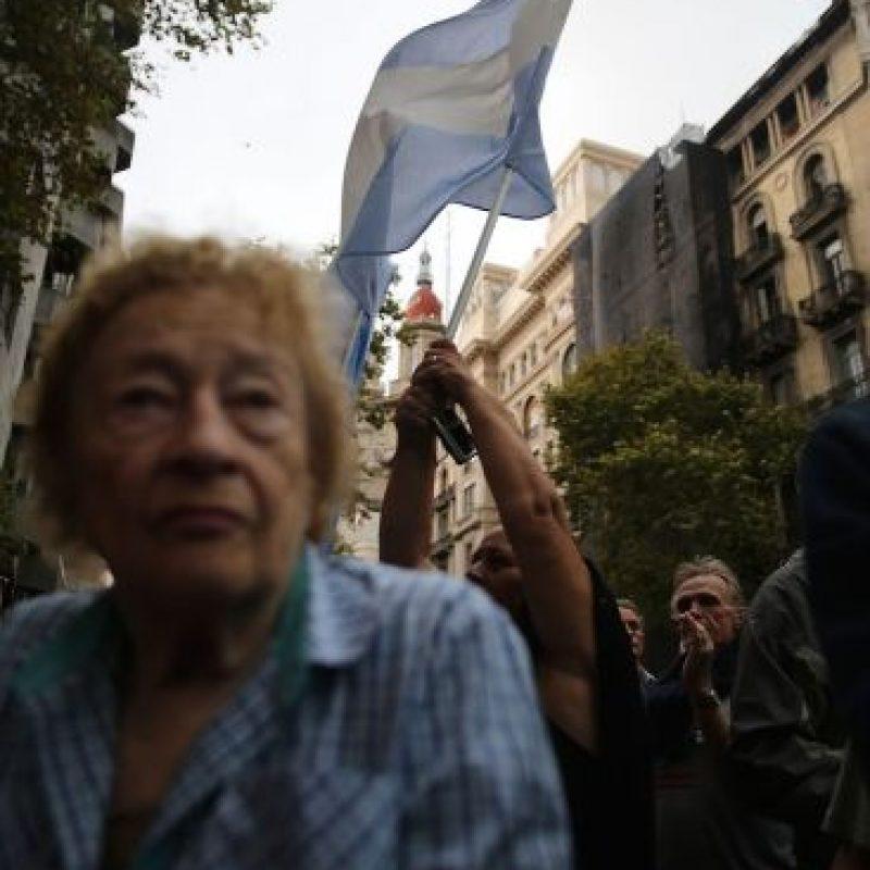 8. Se ha indicado que la nueva arma encontrada en la casa de la madre de Nisman cambia todo el curso del caso. Foto:Getty Images