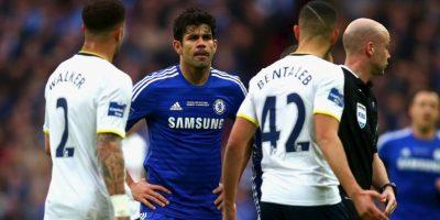 El goleador del equipo es Diego Costa, quien tiene 19 goles en 24 duelos. Foto:Getty Images