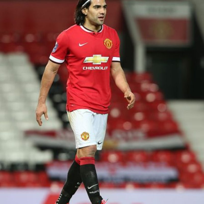 El colombiano no ha brillando en Manchester United. Foto: Getty Images