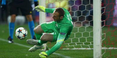 El portero esloveno fue clave para que el Atlético de Madrid empatará con Real Madrid Foto:Getty Images