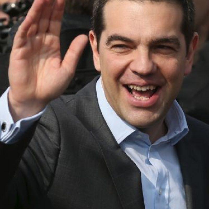 Alexis Tsipras, Primer Ministro de Grecia Foto:Getty Images