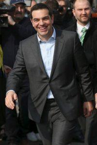Así fue descrito por Pablo Iglesias, del partido político español Podemos Foto:Getty Images
