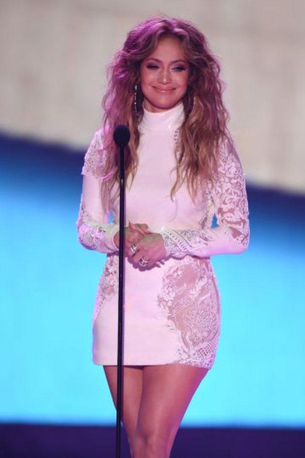 Jennifer López protagonizó en 1997 una película en honor a la cantante. Foto:Getty Images