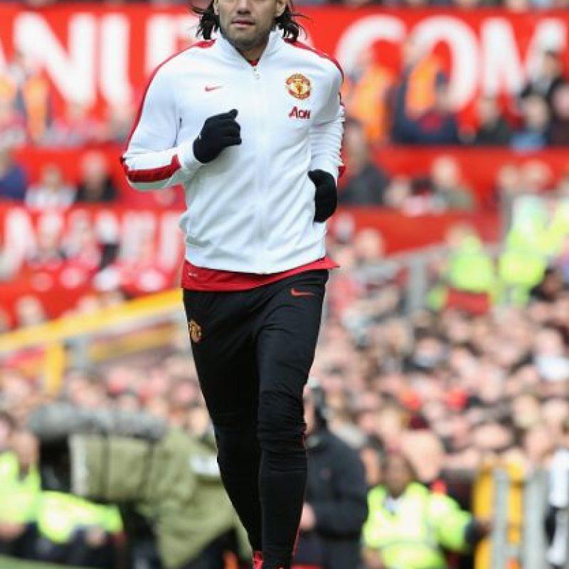 En 21 partidos sólo ha marcado cuatro goles. Foto:Getty Images