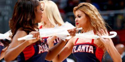 FOTOS: Las guapas porristas de los 16 equipos que animarán los playoffs de la NBA