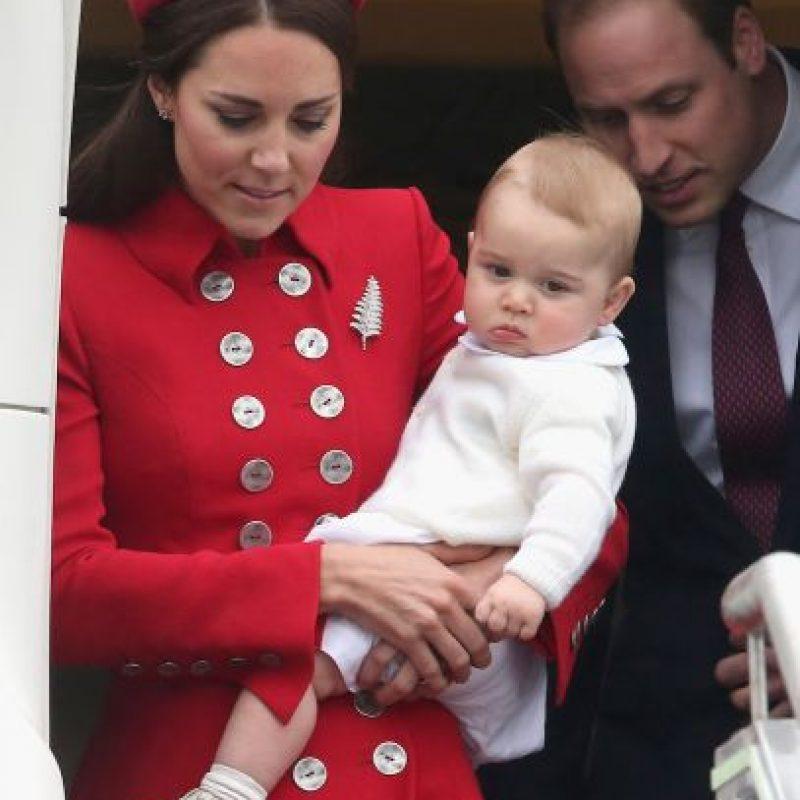 4. La duquesa de Cambridge recibirá un descuento de 10% que se les otorga a todas las madres que regresan a dar a luz en el hospital luego de tener a su primer hijo allí. Foto:Getty Images
