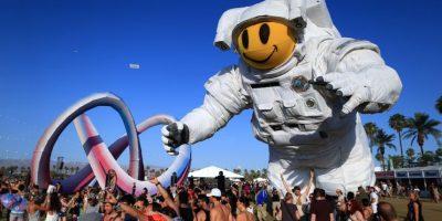 El Festival de Música y Artes de Coachella Valley no quiere que molesten a los asistentes y no les permitan ver los actos. Foto:Getty Images