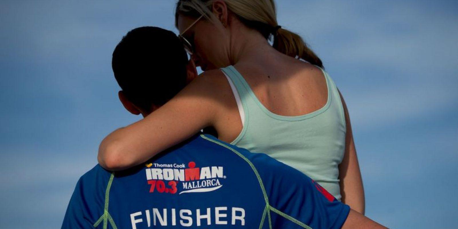 8. Los investigadores entrevistaron a tres mil 261 parejas sobre sus niveles de actividad física. Foto:Getty Images