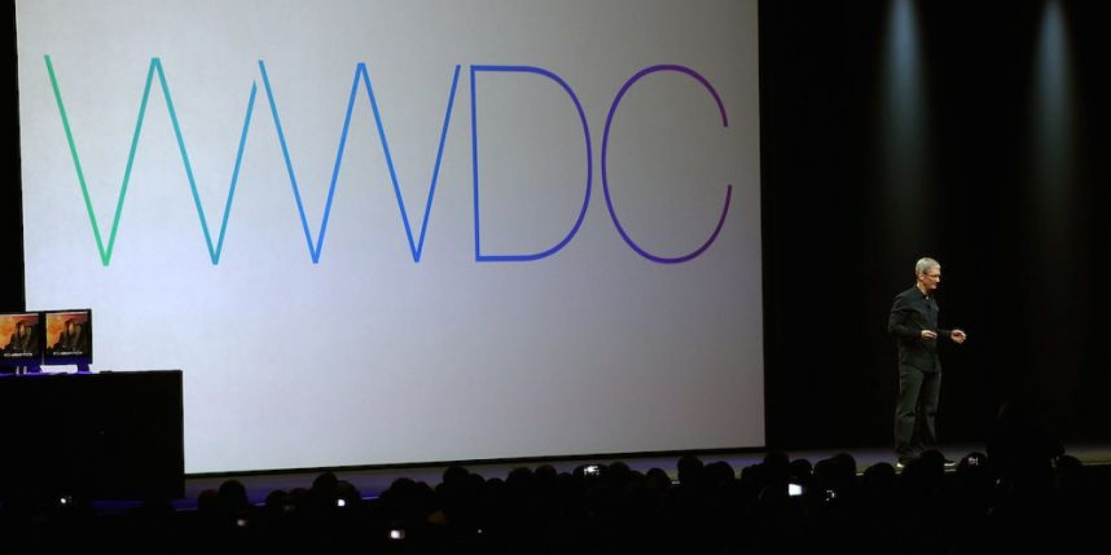 WWDC – San Francisco, California, Estados Unidos. Foto: Getty Images