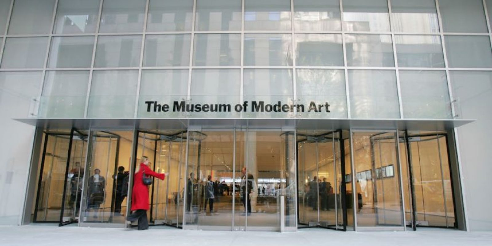 Museum of Modern Art – Nueva York, Estados Unidos. Foto: Getty Images