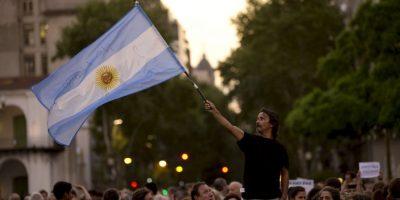 5. El cuerpo de Nisman fue encontrado el lunes, 19 de enero. Foto:AP